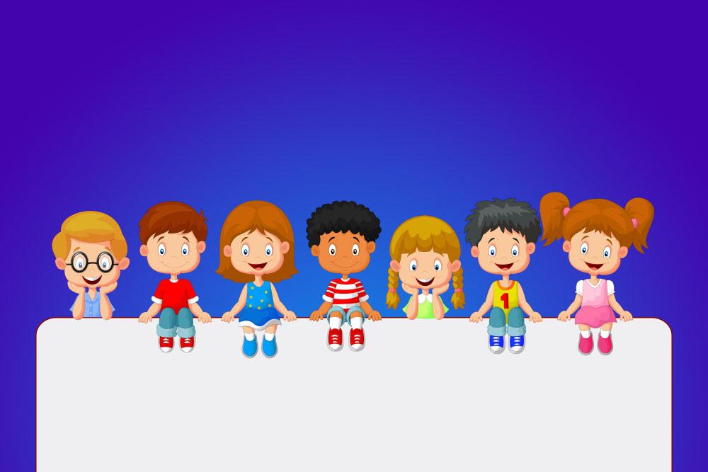 Одаренные дети картинки для презентации